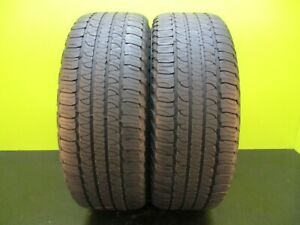 2 Tires Goodyear Fortera Hl 245 65 17 105t 60 Life 32464