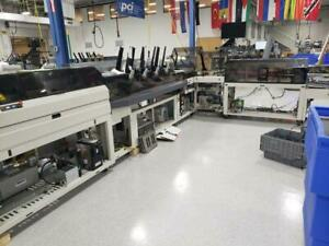 Pitney Bowes Bluecrest Mse Aka Rival Inserter With 6 Stations But Only 4 Feeders