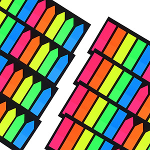 4200 Pieces Sticky Arrow Index Tabs For Note Classification Assorted Colors Sma