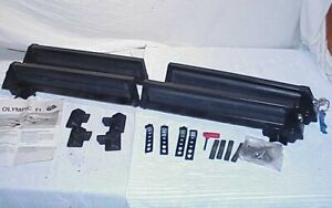 Thule Olympic Fi Ski Rack Carrier System 712 For Factory Rack Or Crossbar