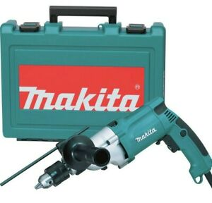 Makita 3 4 In Variable speed Hammer Drill W Case Hp2050r H