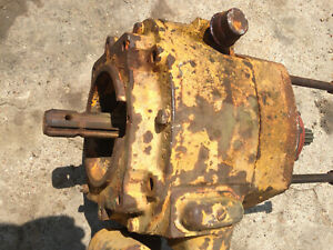 International Ih 340 Utility Tractor Complete Pto Assembly