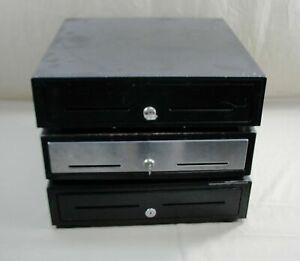 Lot Of 3 Point Of Sale Pos Cash Register Drawers Apg Ms Restaurant Retail