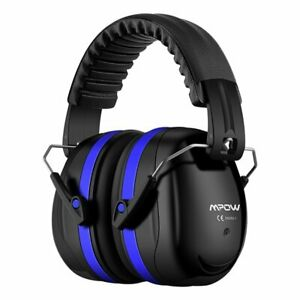 Mpow Foldable 34db Ear Muffs Noise Cancelling Gun Shooting Hearing Protection