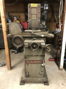 Clausing 4002 3 Phase Surface Grinder