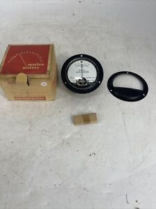 Vintage Honeywell Marion Null Indicator Panel Meter Hs 3 New Old Stock