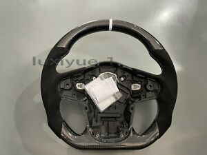 New carbon fiber flat sports steering wheel for Toyota GR supra A91 A90 20 $969.00