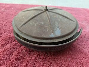 1930 S 1940 S 1950 S Car Truck Ac Pancake Air Cleaner 1bbl Inline 6 Chevy Pickup