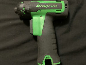 Snap On 14 4 V 1 4 Hex Microlithium Cordless Screwdriver Cts761a Tool Only