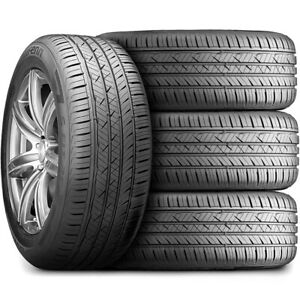 4 Tires Laufenn By Hankook S Fit A S 235 50zr17 96w As High Performance