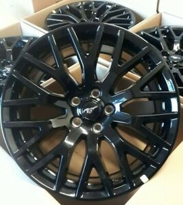 New 19 Ford Mustang Gt 5 0 Performance Pack Pp Wheels Rims Factory Oem 19