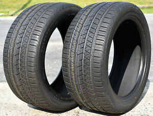 2 Tires Continental Crosscontact Lx Sport 275 40r22 108y Xl Dc A S Performance