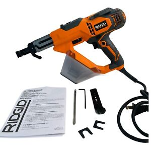 Ridgid R6791 1 3in Drywall And Deck Collated 6 5 Amp Screwdriver Screwgun Ln