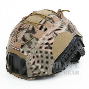 Emerson Tactical Helmet Cover W Bungee for OPS CORE Fast Bump High Cut Helmet $25.99