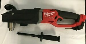 Milwaukee 2809 20 M18 Fuel Super Hawg 1 2 Right Angle Drill Gr