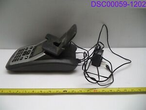 Used Tellermate Cash Counter Scale Money Counter P n T ix 4500
