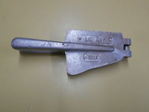 LIL MAC Model 210 Bank Sinker Mold makes 5 4 3 2 and 1 ounce lead sinkers $39.95