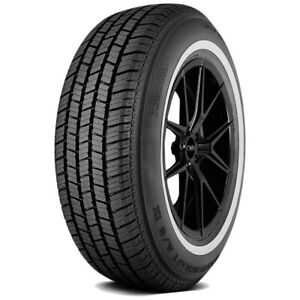2 P215 70r15 Mastercraft A S Iv 97s Whitewall Tires