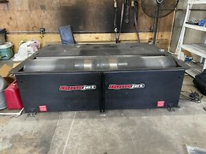 Dynojet 224 Dynamometer With 4 Post Rotary Lift Dyno