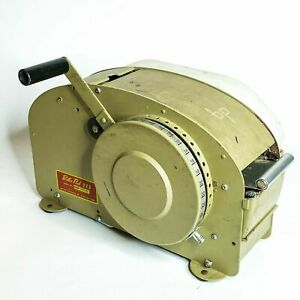 Better Pack 333 Industrial Gummed Water Activated Shipping Tape Dispenser 1