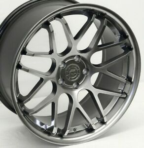 20 Platinum Downforce Dc8 05 20 Mustang Staggered Wheels 20x8 5 20x10 5x114 3