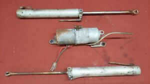 1969 70 Oldsmobile 98 Convertible Top Lift Motor Pump And Cylinders Used