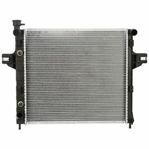 Radiator 2262 Fits 1999 2004 Jeep Grand Cherokee 40 L6 Only Fits 2001 Jeep Grand Cherokee