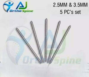Orthopedic Wire And Pin Bender 2 5mm 3 5mm High Quality Orthopedic Instruments