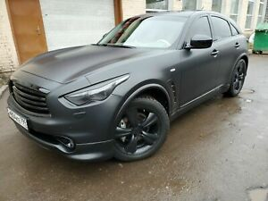 For Infiniti Fx37 Fx50 Qx70 2009 2010 2016 Fender Flares Extension Arch