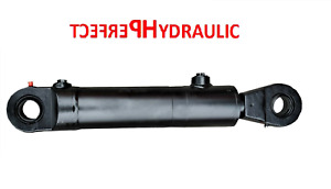 Hydraulic Cylinder Double Acting 40 22 500 Stroke 3 Tons Eyes 25 Mm Actuator