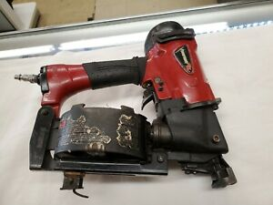Powermate Vx Crn175p Coil Roofing Nailer Red