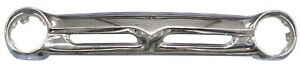 1956 Ford Truck Grill Chrome With Center Support B6c 8200 C