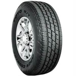 Toyo Open Country H T Ii 265 75r16 116t Owl 1 Tires