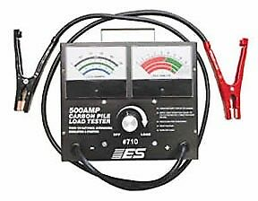 Electronic Specialties 500 Amp Carbon Pile Load Tester 710