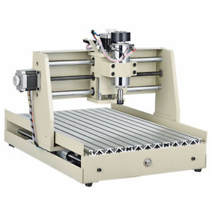 Usb 3 Axis Cnc 3040 Router Engraver Wood Drilling Milling Engraving Machine 400w