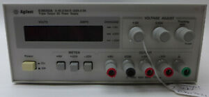 Agilent E3630a Triple Output Power Supply Tested And Working
