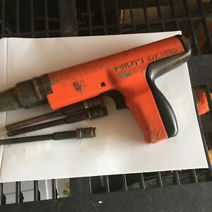 Hilti Dx 350 Powder Actuated Tool