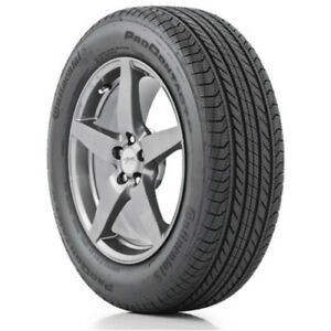 Continental Procontact Gx Ssr Runflat 245 50r18 100h Bsw 4 Tires