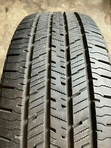 Used 255 70r17 Hankook Dynapro Ht 110t 10 5 32 No Repairs