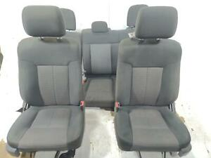 Complete Set Seats Ford Pickup F150 12 13 14