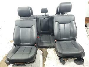Complete Set Seats Ford Pickup F150 11 12 13 14