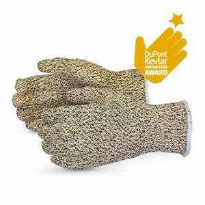 Cut Resistant Gloves with Kevlar XL 3 Pair $11.89