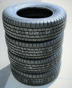 4 Tires Cooper Discoverer Htp Ii 26570r17 115t As As All Season Fits 26570r17