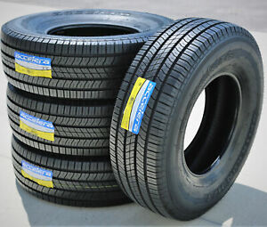 4 Tires Accelera Omikron Ht 24570r17 110t As All Season Fits 24570r17