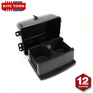 Black Center Console Cup Holder For 2011 2015 Ford Explorer Bb5z 7813562 Ba