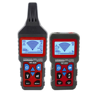 Portable Wire Tracker Practical Telephone Lines Locator Underground Cable Detect