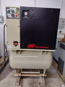 Air Compressor Ingersoll Rand Industrial Rotary
