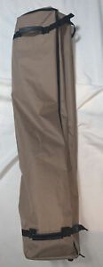 Unbranded Long Rolling Bag Potentially For Trade Show Booth Or Rifle Case Or Go