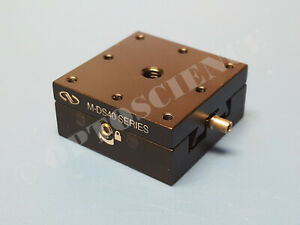 Newport M ds40 x Linear Translation Stage Compact Dovetail Metric