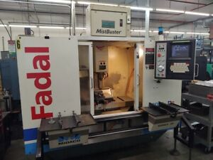 Fadal Vmc 2216 Vertical Machining Center 2 Available Selling As A Pair 15k Spd